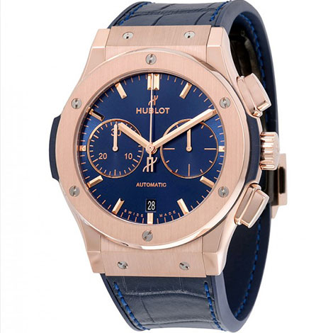 fake Hublot Classic Fusion Automatic Gold watch